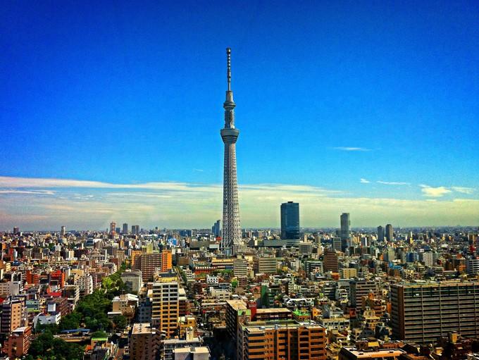 Torre de Tóquio, capital do Japão (Foto: Pixabay)