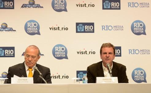 Eduardo Paes destaca sucesso da Olimpíada: Rio recebeu 1,1 milhão de turistas