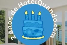 HotelQuando.com premia clientes com horas de hospedagem