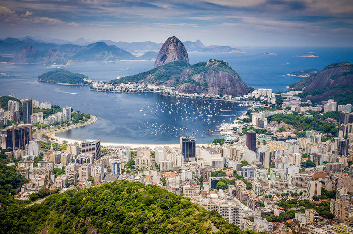 Rio de Janeiro é destaque nesta temporada de verão  (Foto: Pixabay)