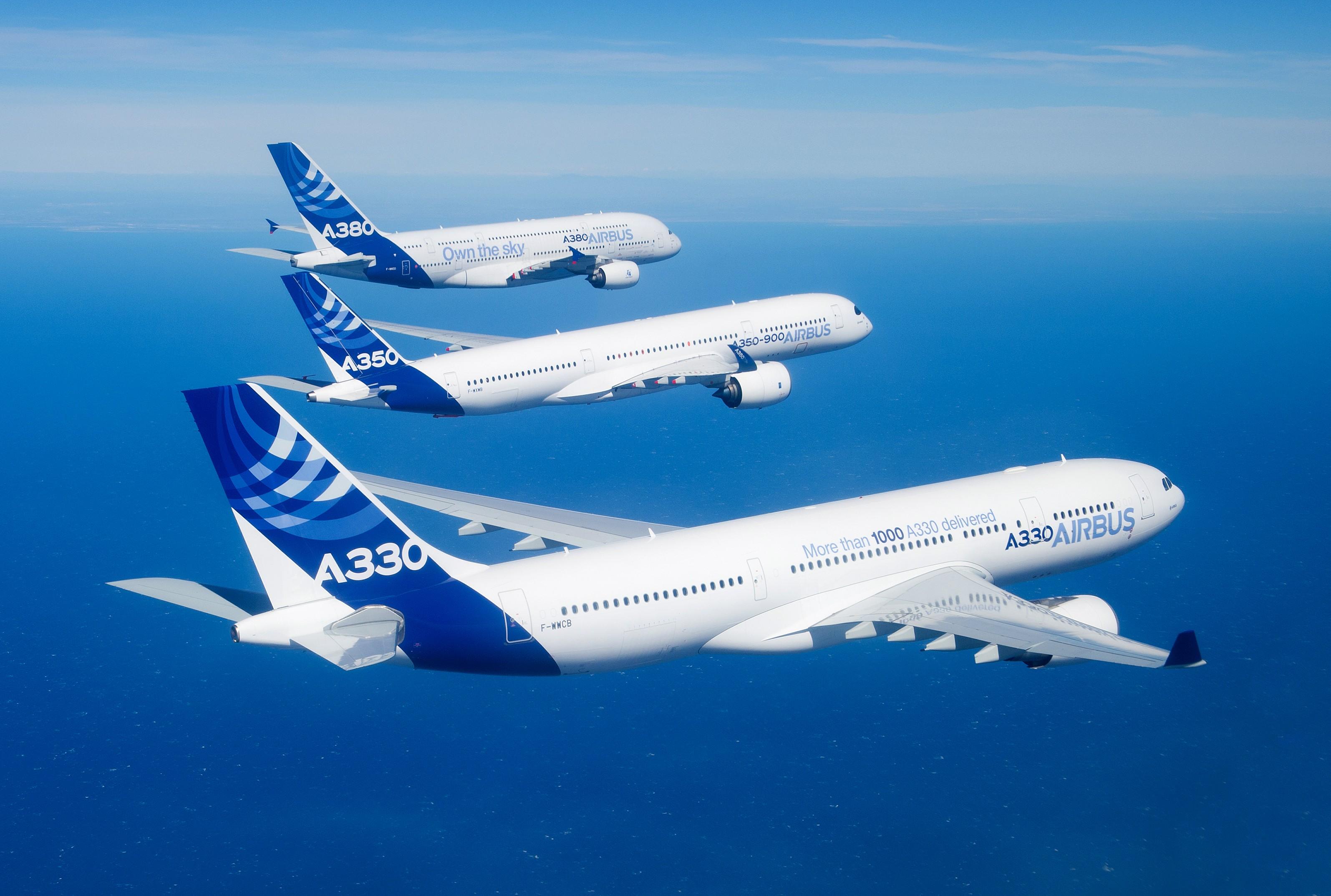 Airbus prevê que viagens aéreas irão dobrar nos próximo 20 anos