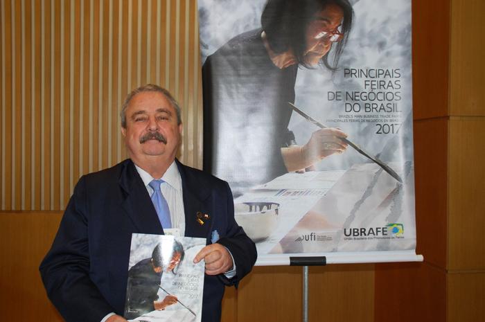Armando Campos Mello, presidente Executivo da Ubrafe22
