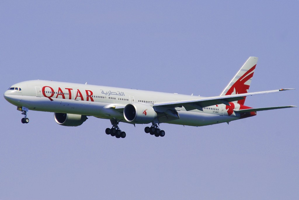 B777300ER QATAR