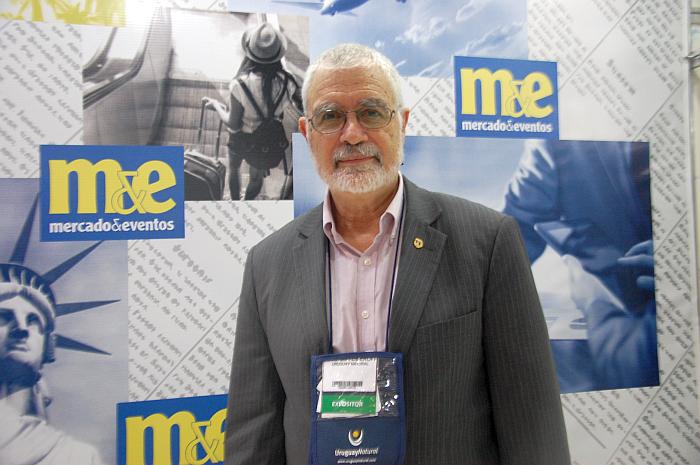 Benjamin Liberoff, vice-ministro do Turismo do Uruguai