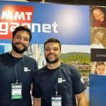 Daniel Fantinale e Marcelo Cid, da MMT Gapnet