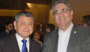 Felipe Gonzalez é reeleito na presidência do Comtur de Foz do Iguaçu