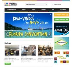 Floripa Convention lança novo site