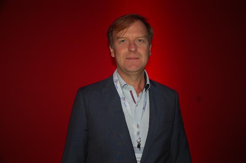 Jean-Marc Pouchol, diretor geral da Air France-KLM para América do Sul