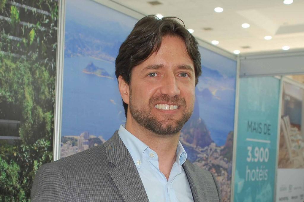 João Farias, diretor de Vendas Lazer da Accor Hotels