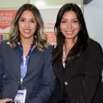 Larissa Xavier e Rita Garabedian, da FITUR