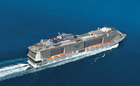 MSC acelera investimentos e terá seis novos navios operando até 2020; veja detalhes
