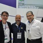Ricardo Lidington, E-Facil Plus, Carlos Vazquez, Esferatur e Marcelo da Luz, Travelport