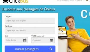 Venda online de passagens de ônibus devem movimentar R$ 702 milhões