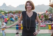 Vanda Catão anuncia novidades de Lucerna e TITLIS durante Abav
