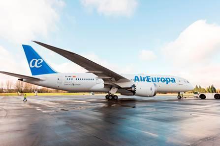 Air Europa lança passagens promocionais