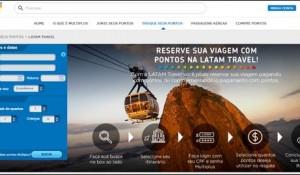 Multiplus terá buscador de pacotes turísticos da Latam Travel em site