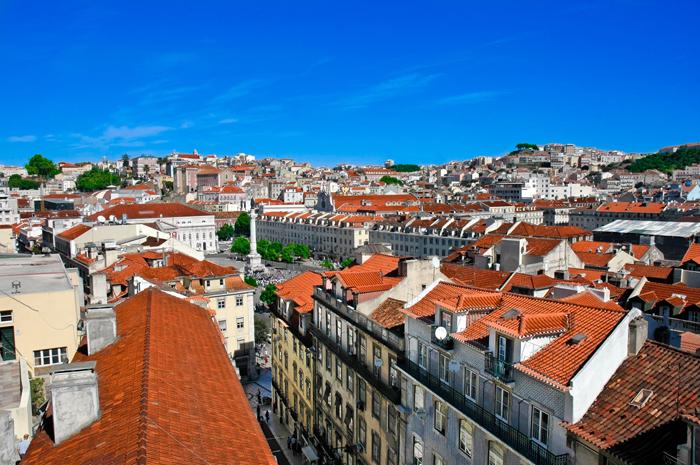Lisboa é um dos destinos internacionais mais procurados pelos brasileiros