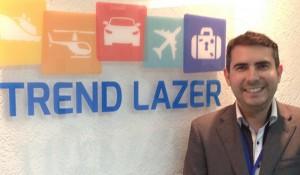 Trend Lazer tem novo gerente de Relações com o Mercado Nacional
