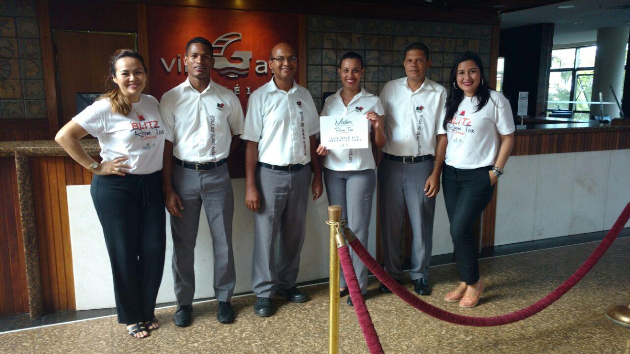 Recife cvb capacita profissionais de hotelaria em seis destinos