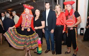 Veja as fotos do lançamento da Peru Week