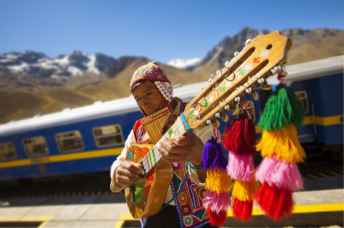Peru_Turismo e Cultura