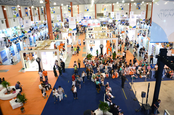 Evento é realizado em Santos e Campinas