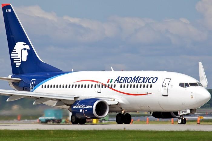 A Aeroméxico é mais uma das companhias a aproveitaram o momento de procura pelo destino Cuba