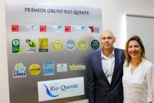 Grupo Rio Quente anuncia saída de Ana Luiza Masagão