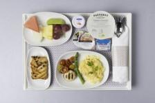 Air Europa terá novo menu saudável a partir de janeiro