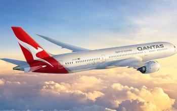 Qantas revela nova pintura e logomarca de suas aeronaves; confira