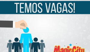 Magic City anuncia contratação temporária de 60 profissionais