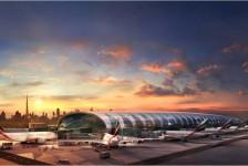 Aeroporto Internacional de Dubai deve receber 90 milhões de passageiros em 2017