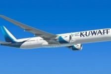 Kuwait Airways revela nova pintura ao receber 1° B777-300ER