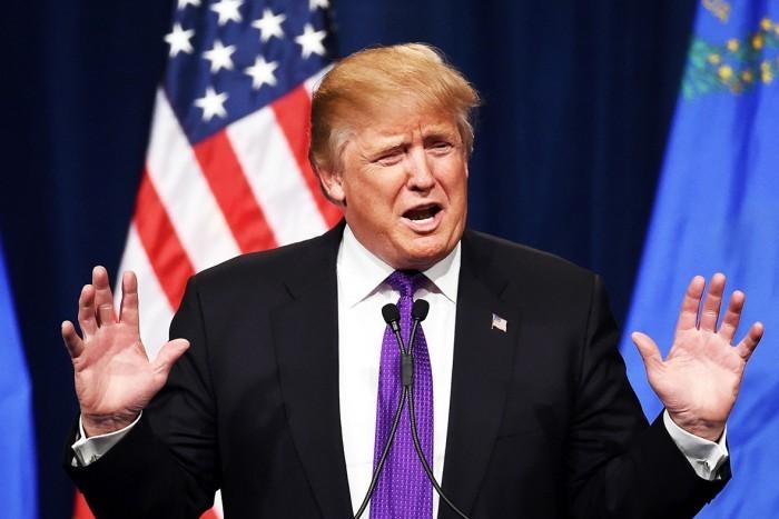 As medidas de Trump causaram queda nas viagens realizadas aos Estados Unidos
