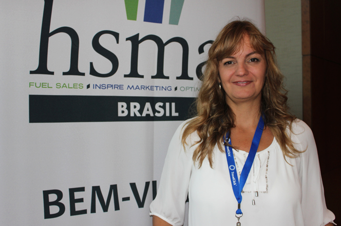 Gabriela Otto, presidente da HSMAI Brasil