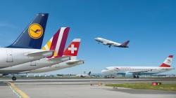 Lufthansa registra primeiro ganho de receita no trimestre desde 2008