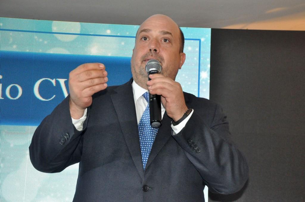 Michael Nagy, diretor Comercial do RioCVB