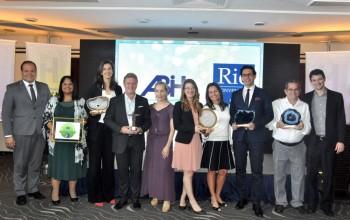 ABIH-RJ e Rio CVB premiam grandes iniciativas do turismo do RJ em 2016; veja homenageados