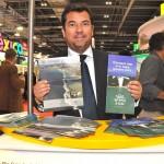 Ruy Gaspar, secretário de Turismo do RN