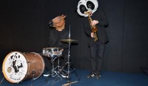 Sax in the Beats: conheça a banda que animou o M&E Play