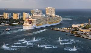 Furacão Dorian impacta ilhas e itinerários de companhias de cruzeiros
