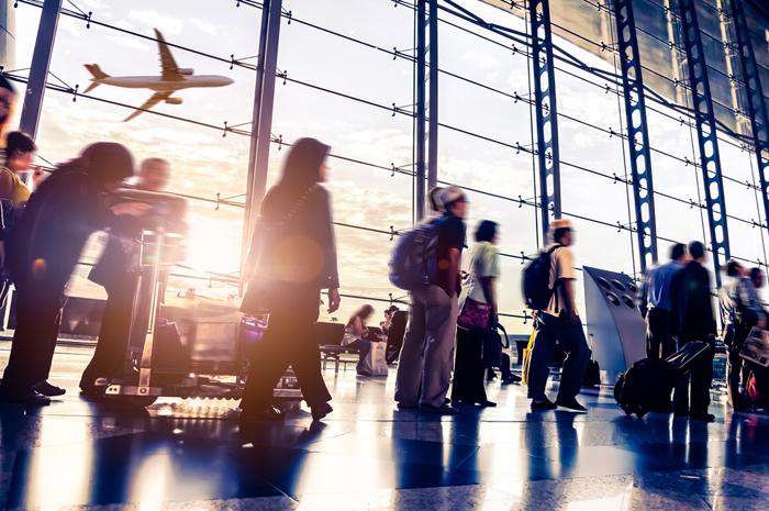 Em 2016 aéreas nacionais transportaram 7 milhões a menos de passageiros