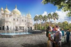 Dubai Parks and Resorts inaugura três atrações em novembro