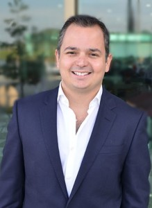 Daniel Santos, diretor da Rede Nacional Inn Hotéis