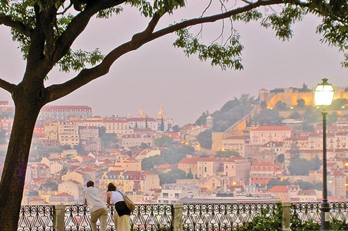 Lisboa e Paris foram as únicas cidades que não registraram queda  (Foto: VisitPortugal)