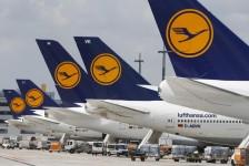Grupo Lufthansa registra prejuízo de € 2,1 bilhões no primeiro trimestre