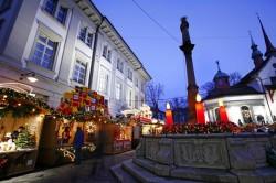 Conheça os mercados natalinos de Lucerna, na Suíça