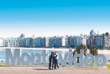 Uruguai recebe 3,9 milhões de turistas internacionas em 2017; Brasil é destaque