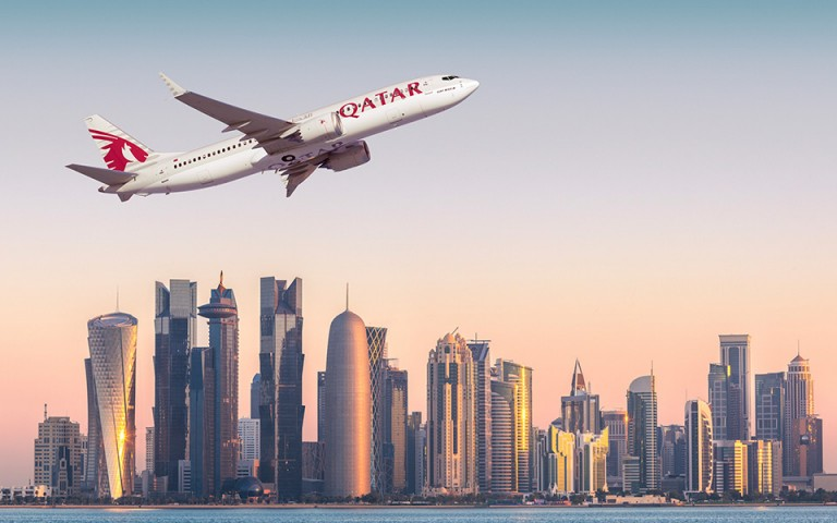 Qatar airways lana promoo global de vendas de 2018 qatarorder5960x600 768x480 stopboris Image collections