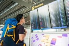 Intercambistas poderão remarcar viagem gratuitamente